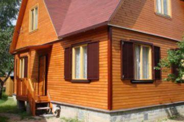 Чем обшить деревянный дом снаружи, чтобы было дешево и красиво - варианты