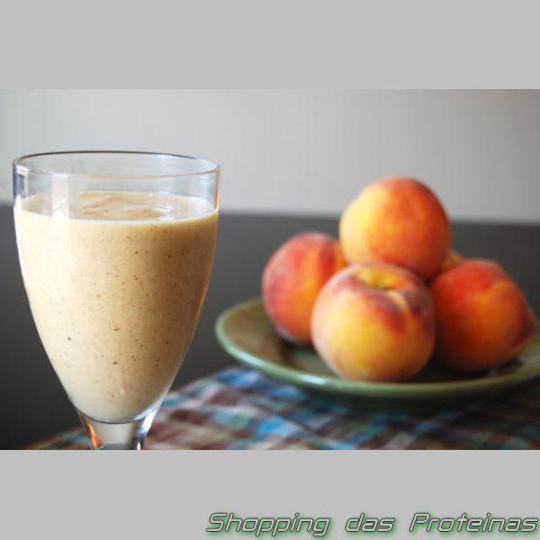 Delicioso Smoothie proteico   Ingredientes: - 1 scoop de whey protein Bunilha - 200ml de leite de leite de arroz - 1 Pessego congelado - 1 Laranja Congelada Modo de fazer: Misture todos os ingredientes no liquidificador