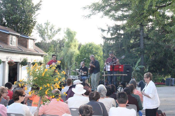 Gardens of Song 2014 - Dansband