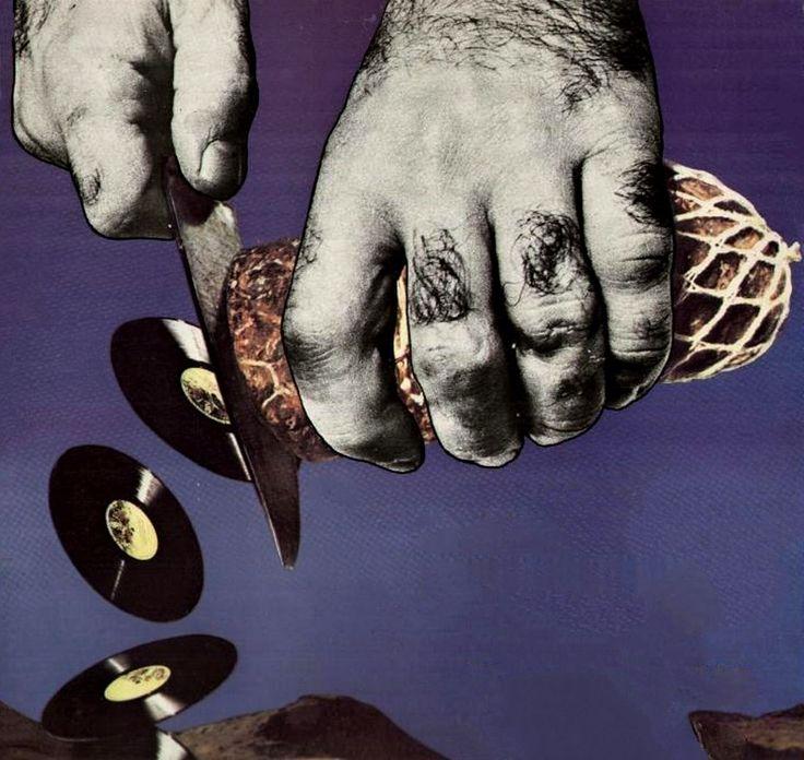 Monty Python, salami records