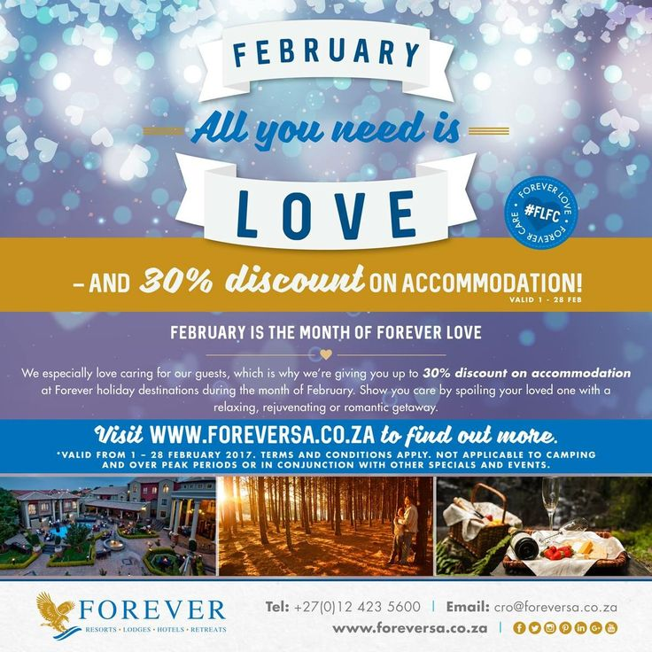 February is the month of Forever Love Forever Care!! #FLFC #Love  #Care #ValentinesMonth