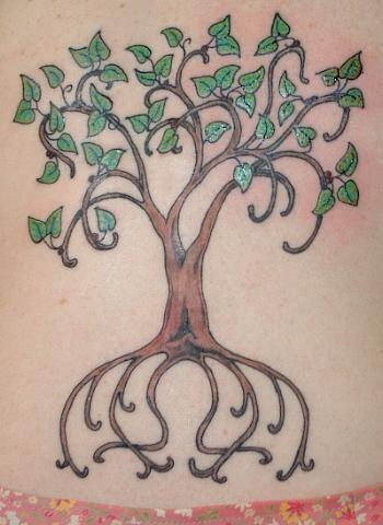 Tree of Life Tattoo | Tree of Life Tattoo