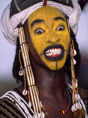 wodaabe tribe - Google Search