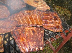 Guam Firehouse Cook: Guam's BBQ Marinade for Beef, Chicken and Pork Spare Ribs