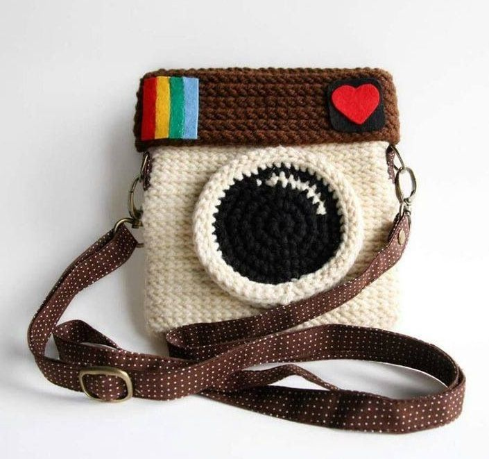 Cool #instagram bag. #instagram-login  More: http://www.techmero.com/2013/03/instagram-sign-up-login-create-account-online-pc/