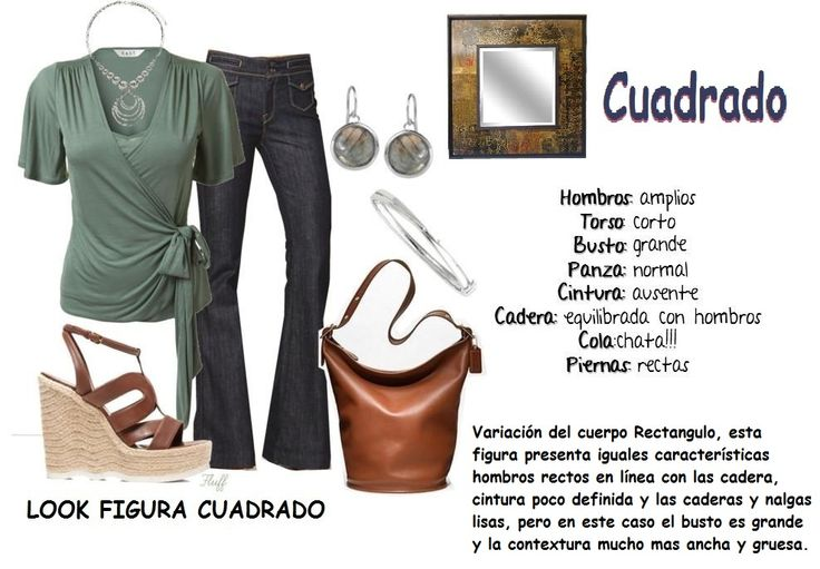 18 Best Images About Looks Para Cada Tipo De Cuerpo On