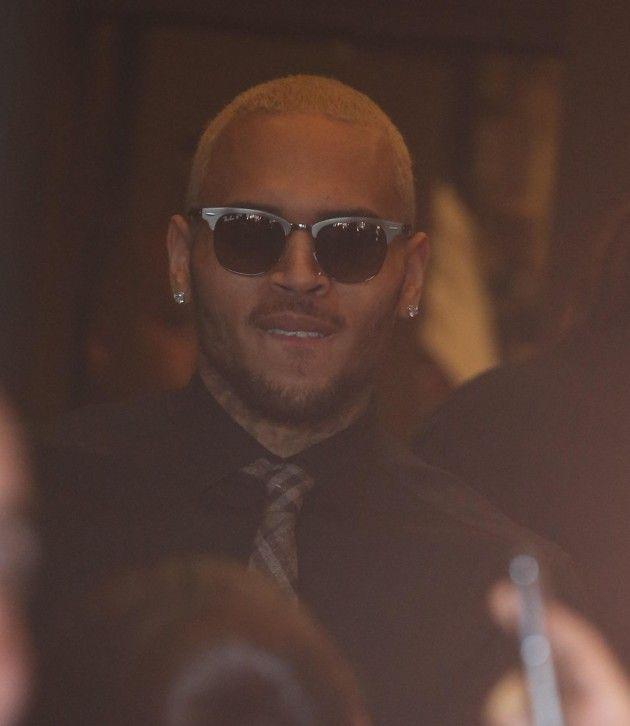 Chris Brown Rejects Assault Case Plea Bargain