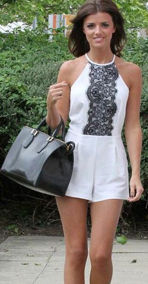 Lucy Mecklenburgh Dress