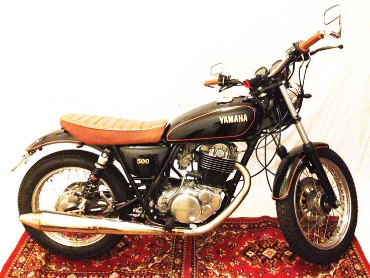 Yamaha SR500 2J4