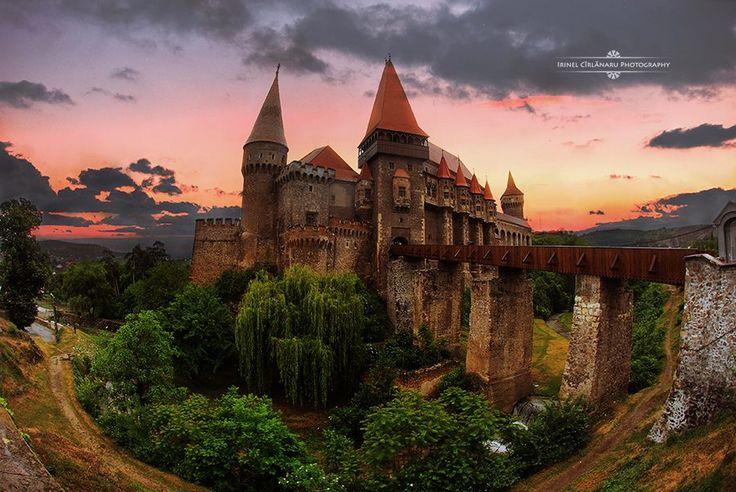 Castelul Corvinilor, Hunedoara, Romania
