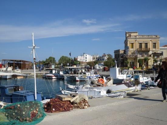 Aegina Port (Walking Athens, Aegina - r.28)