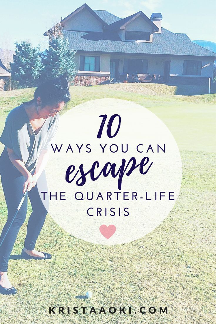 10 Ways to Change Your Routine and Escape the Quarter-Life Crisis at Krista Aoki, a lifestyle & travel blog for millennials who need a little inspiration to tackle the quarter-life crisis