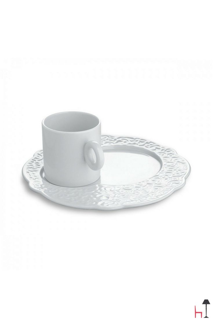 The 4 Dressed coffee cups show off a lot of its original proposals to make your breakfast experience with the whole family or friends that much better.