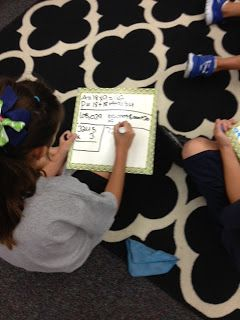 4th Grade Frolics: Morning Math Meeting - Rollin' into Week 4