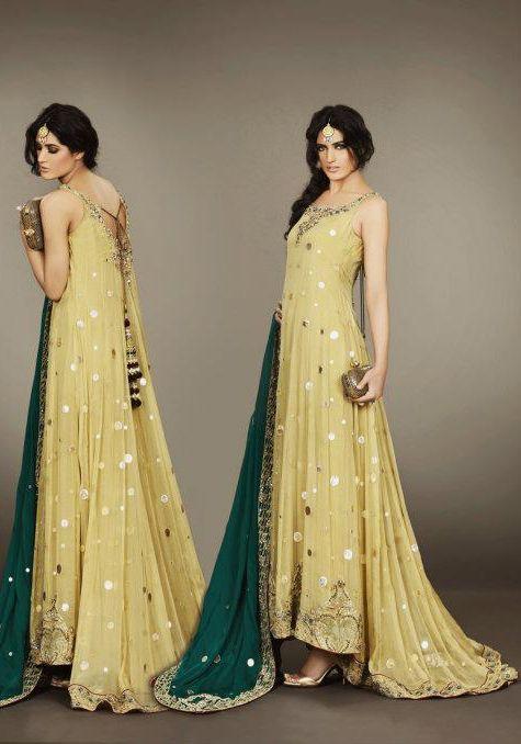 Love the design on the back. (Mehvish Khan)