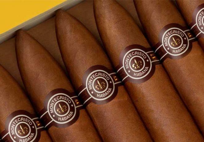"""Cigar Aficionado """"Cigar of the Year"""""""
