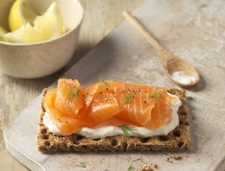 Have you tried Crispbread topped with cream cheese and delicious smoked salmon? Discover surprising Ryvita recipes – anything goes!