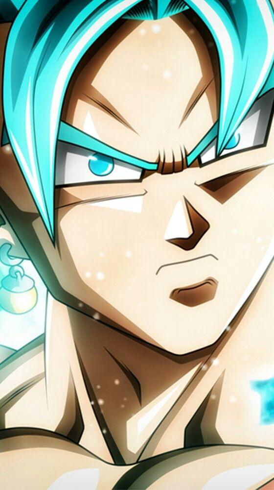 Goku ssj God 2