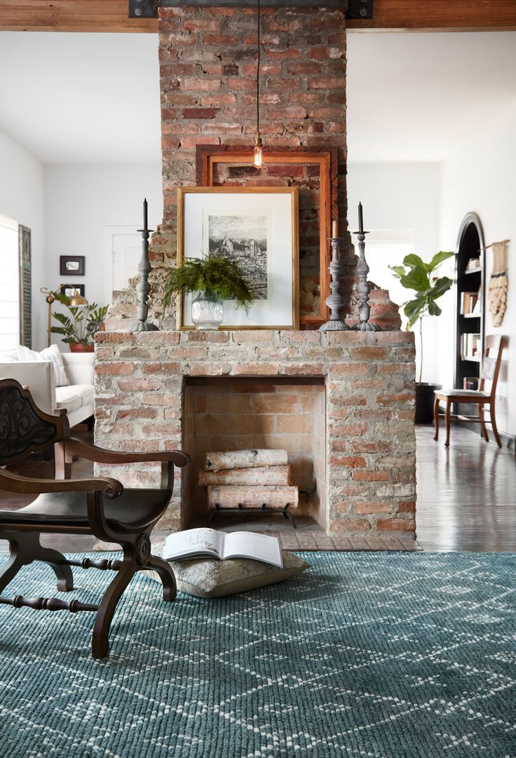 A Good Room Starts With Rug The Magnolia Home By Joanna Gaines Tulum