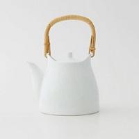 tea pot / sori yanagi /柳宗理/白磁/土瓶