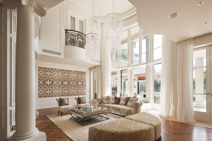 french neoclassical interior design