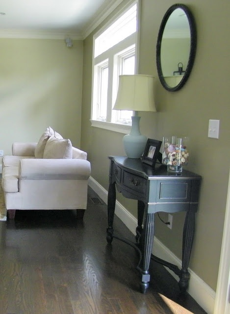 Bm Providence Olive Our Favorite Wall Colors