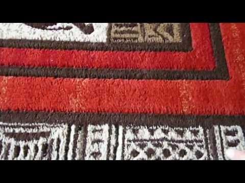 Comment laver un tapis?