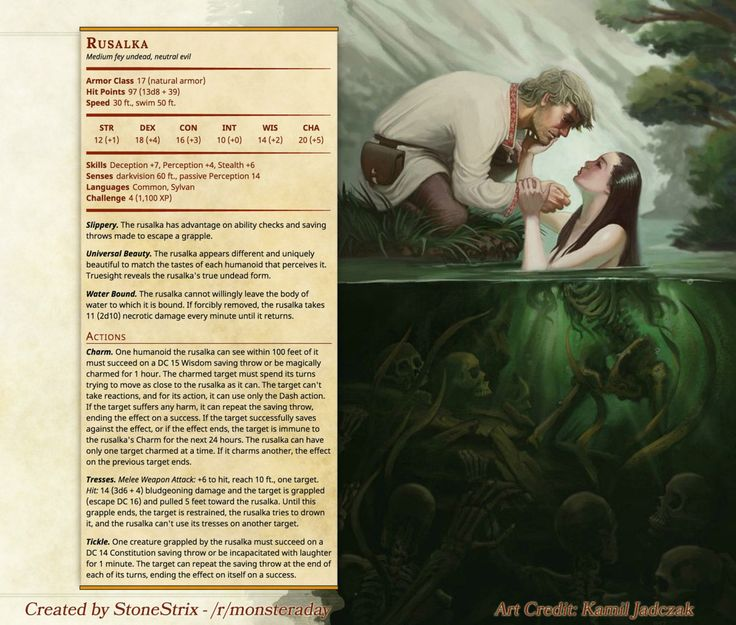 http://dnd-5e-homebrew.tumblr.com/post/141275195736/monsters-by-stonestrix