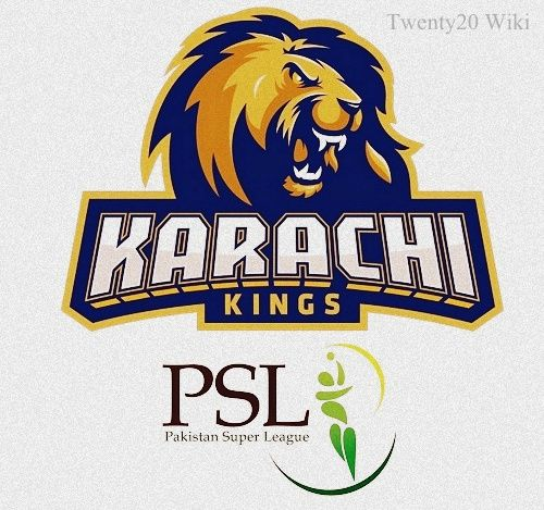 Karachi Kings Team Squad for PSL 2016 - T20 Wiki