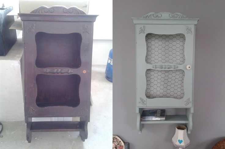 Cupboard Chalk paint : Americana Decor & Autentico