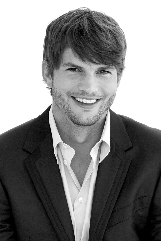 Ashton Kutcher. My Love.