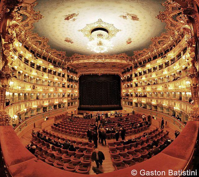 Teatro La Fenice, Venezia