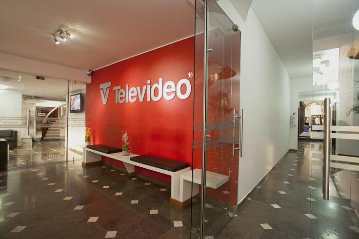 Recepción Televideo / Televideo's reception.