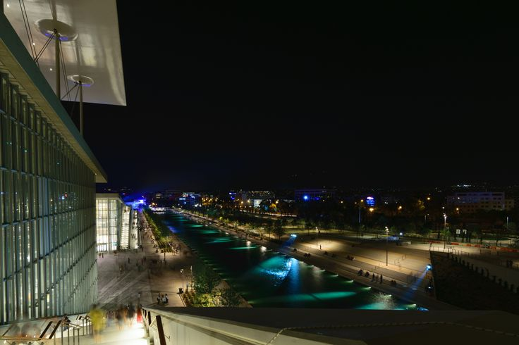 Stavros Niarchos Foundation Cultural Center - Stavros Niarchos Foundation Cultural Center opening its doors to the public