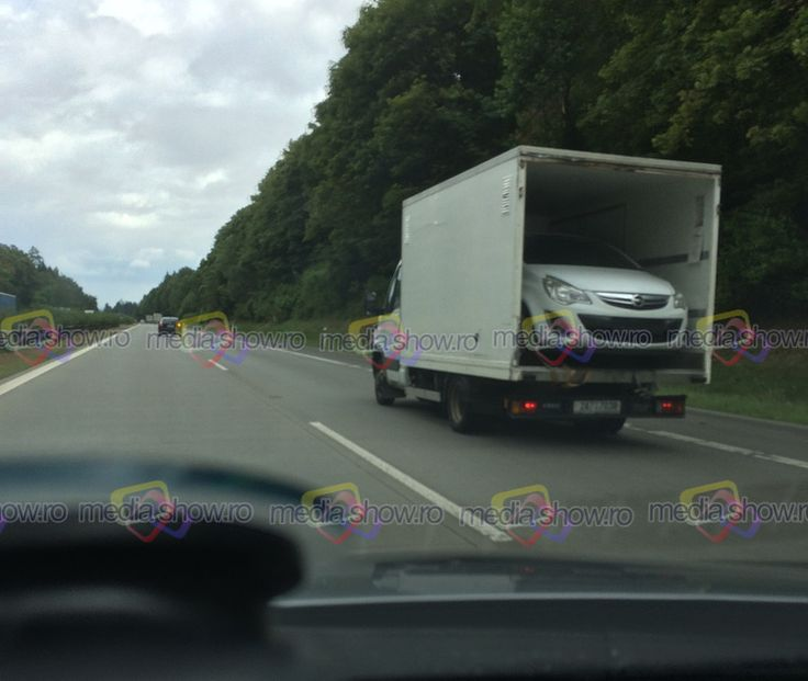Special delivery - Opel Corsa