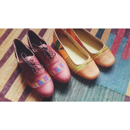 KUSHN brogues & pumps / handcrafted / genuine leather