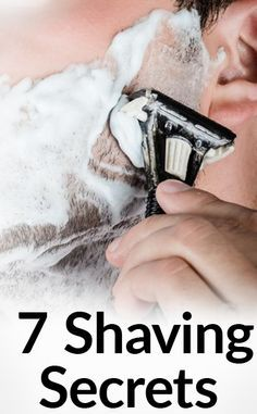 7 Shaving Secrets Every Man Needs To Know   Actionable Advice To Smooth Shave   Grooming Tips For Perfect Shave