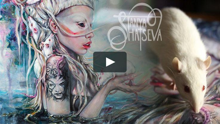 "Tanya Shatseva ""Yolandi the Rat Mistress"""
