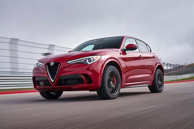 The New 2020 Alfa Romeo Stelvio Will Introduce The First Hybrid Engine For This Nameplate With It The 2020 S Alfa Romeo Stelvio Alfa Romeo Sports Cars Luxury