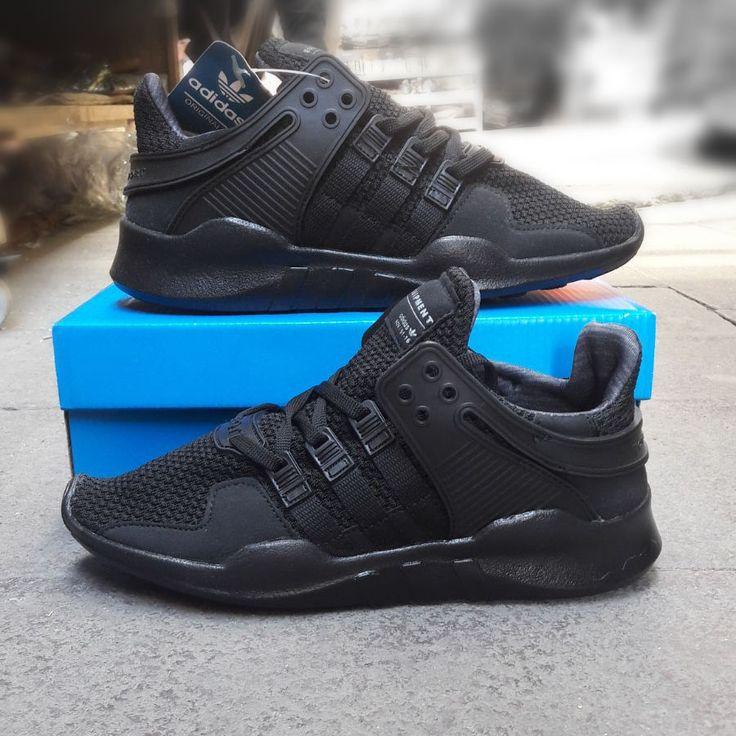 Adidas Equipment EQT Support Siyah Renk Spor Ayakkabı  WhatsApp Bilgi Hattı ve Sipariş : 0 (541) 2244 541  www.renkliayaklar.net