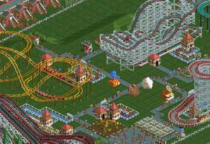 Rollercoaster Tycoon APK File Download Full Version
