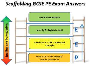 GCSE Theory - Scaffolding Answers in your Exam - PE Scholar