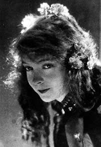 Lillian Gish - my favorite silent film star.