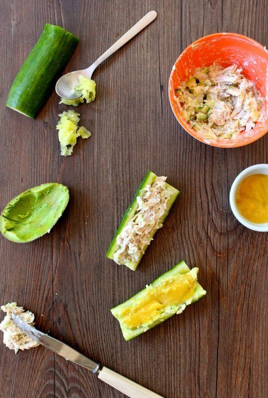 Cucumber Is the New Baguette — Old Ingredient, New Trick I'll still have my bread on the side, I'm sure.