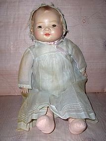 19in Rare Amer.Character H. P. Baby All Original 1950 #unitedsellers