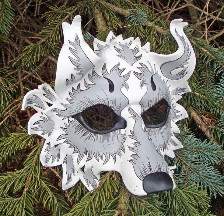 25 einzigartige wolf maske ideen auf pinterest die. Black Bedroom Furniture Sets. Home Design Ideas