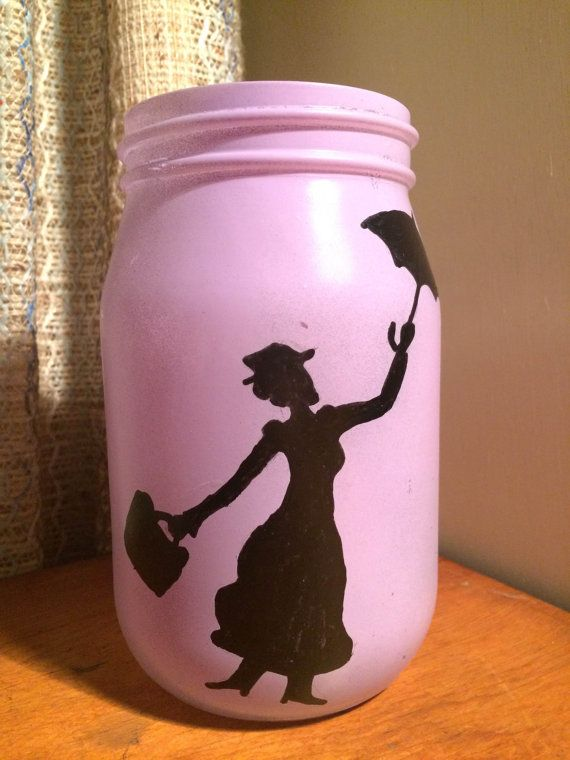 Mary Poppins Childrens Night Light! Buy it now on Etsy for only $6.00