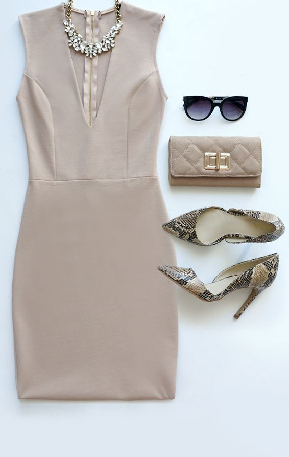 Best 20+ Beige dresses ideas on Pinterest