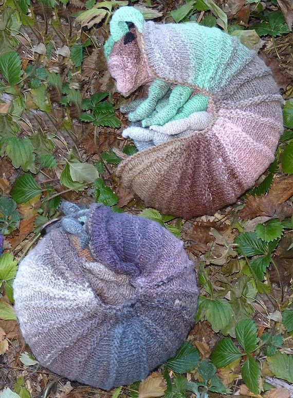 @iluvwords tee hee! roly poly pillows :) #Knitting #Pill_Bug #Roly_Poly #Softie