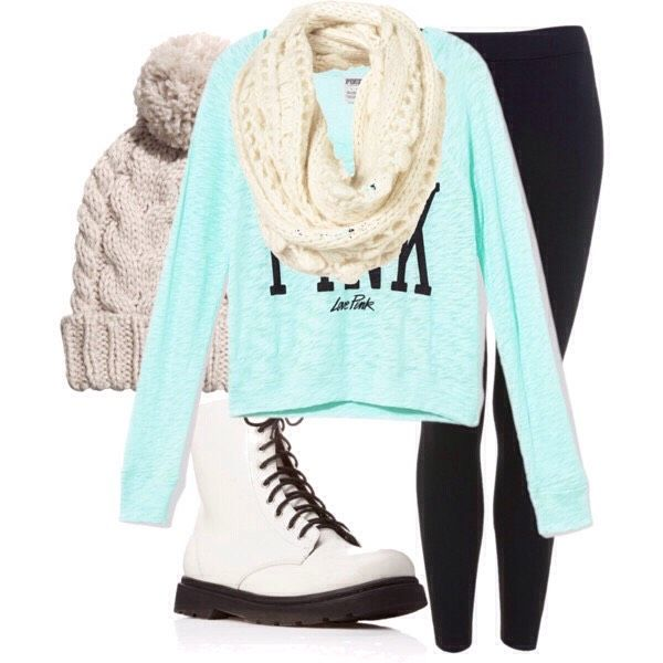 Cute Outfits For The Winter!!!!!❤️ #Fashion #Trusper #Tip